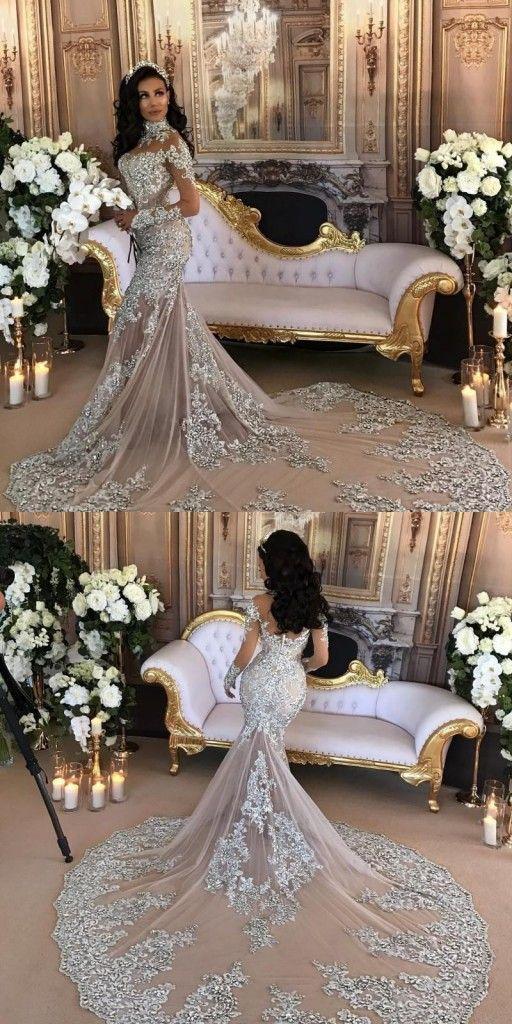 Luxury Brautkleider Mit Armel Meerjungfrau Hochzeitskleider Gunstig Online Kaufen Brautkleider Mit Armel Brautkleider Brautkleider Abiballkleider Abendkleider Meerjungfrau Hochzeitskleid Hochzeitskleid Gunstige Hochzeitskleider