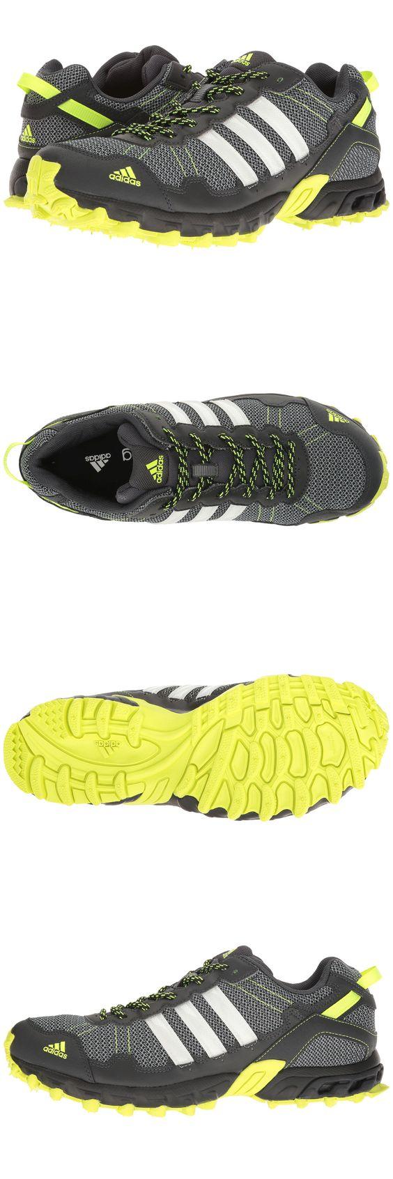 Los hombres 158952: hombre s adidas rockadia Trail gris Deporte Athletic corriendo