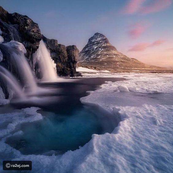 صور طبيعية 2017 من أجمل و أروع الصور الطبيعية مع خلفيات Hd بفبوف Waterfall Landscape Photography Nature Photography