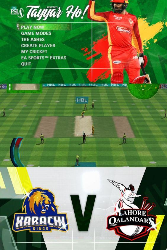 PSL 2020 PC Game Screenshots