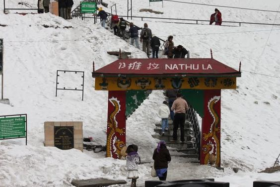Image result for nathula pass photos
