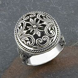 Cawi ring.  $53.99  This is such a pretty piece.