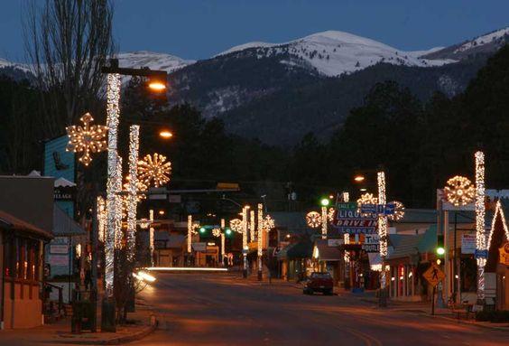 Christmas in Ruidoso NM