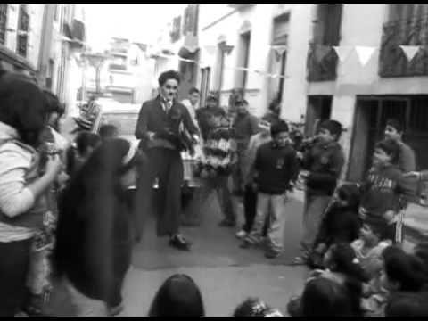 "LUCAS MAIZ es ""Charles Chaplin"" el mejor Mimo para tu Evento www.p4produ..."