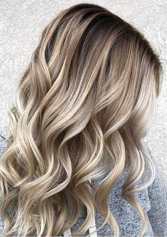 Fashionable Balayage Hair Colors Highlights For Women In 2020 Score Styles In 2020 Hair Color Highlights Hair Color Balayage Hair Styles