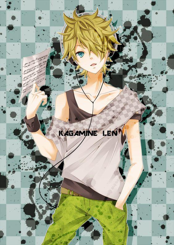 反抗期なう Len by  のう