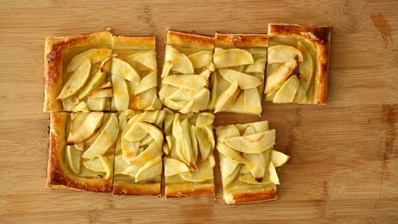 Using puff pastry makes this stunning tart a cinch to put together. Everyday Food editor Sarah Carey shows how to create this seasonal treat.