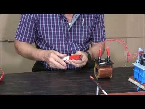 Magnetismo Y Corriente Alterna El Más Curioso Experimento Realizado Youtube Magnetismo Alternas Experimentos