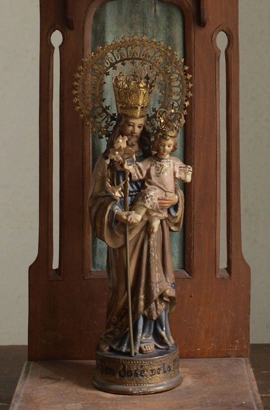 Religious Art Saint Joseph And Jesus On Pinterest