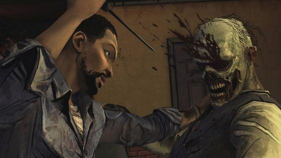 The Walking Dead 1 Game Screenshots