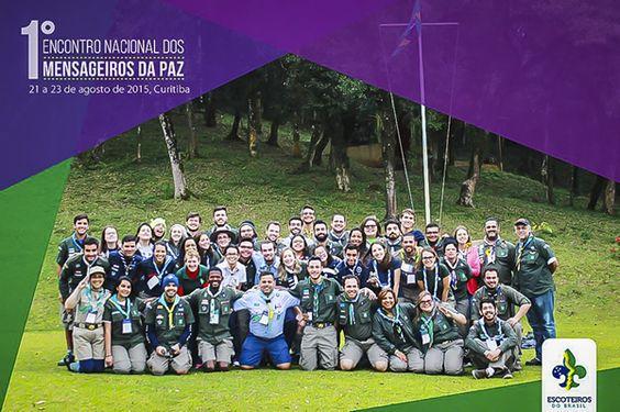 Escoteiros do Brasil - Minas Gerais - Notícia: 1º Encontro Nacional de Capacitação dos Mensageiros da Paz