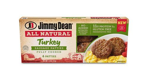 fully cooked sausage jimmy dean brand how to cook sausage food sausage pinterest