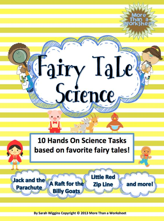 Which fairytale would be ideal to write about?