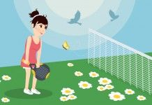 Evita la astenia primaveral jugando al pádel