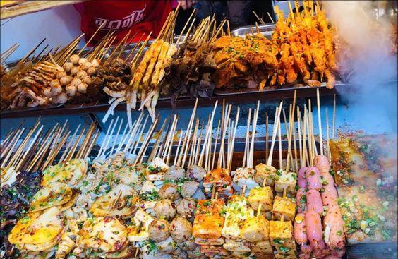 Ẩm thực Trùng Khánh