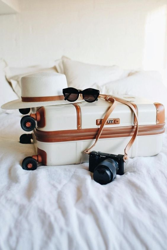 """When it comes to packing a suitcase, there seems to be a fine line between packing too much and not packing enough. To help get you as close to a """"pack-and-go pro"""" as possible, here are some valuable packing tipsy useful for any trip on your summer calendar!"""