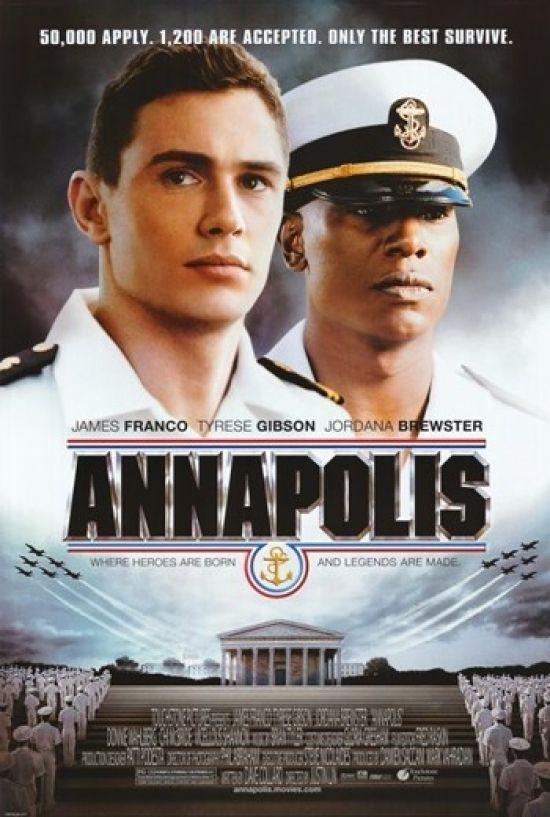 Annapolis Movie Poster 11 X 17 Annapolis Movie Sports Movie James Franco