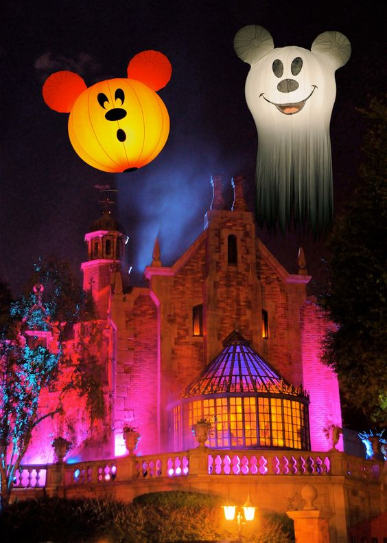 Halloween At Walt Disney World Disney Pinterest