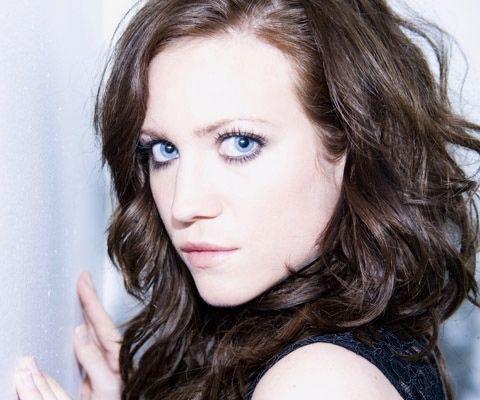 Brittany Snow pretty eyes