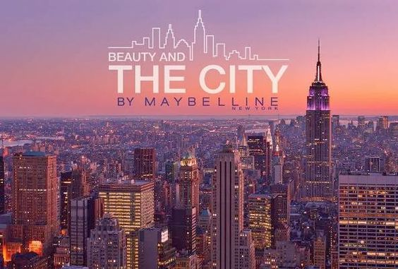 """Adoronews B&M: Maybelline NY """"BEAUTY AND THE CITY"""
