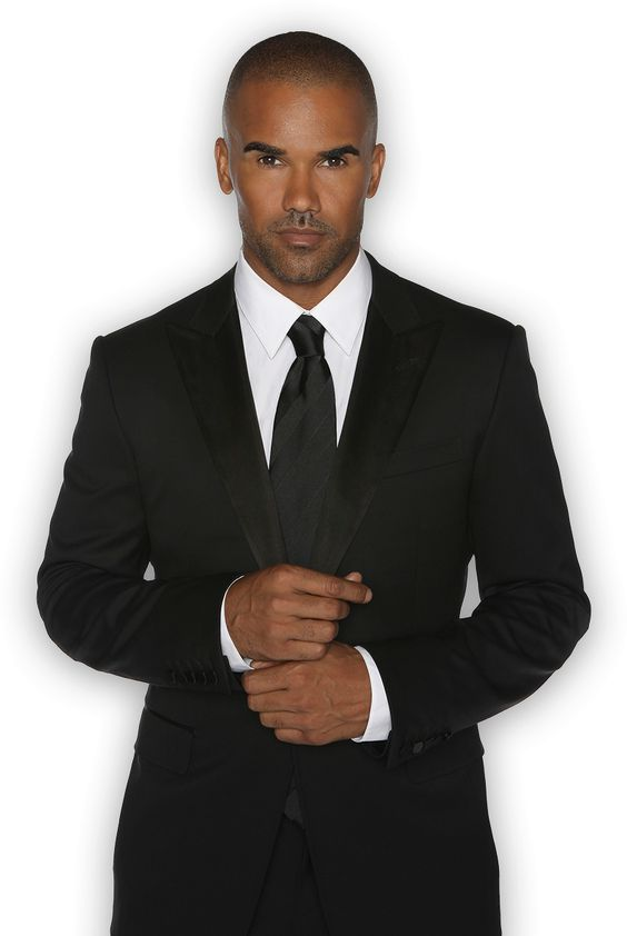 Daryl (Shemar Moore) Very close to my vision of him, since it's very hard to find a half black half asain man that is as perfect as him I would like to see Shemar play him. He is half black and half white, so he does have that in common with Daryl.