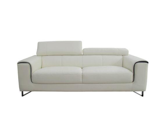 Leather Sleeper Sofa COMFORT l Newell Furniture l Sofa in Montreal Ottawa Toronto