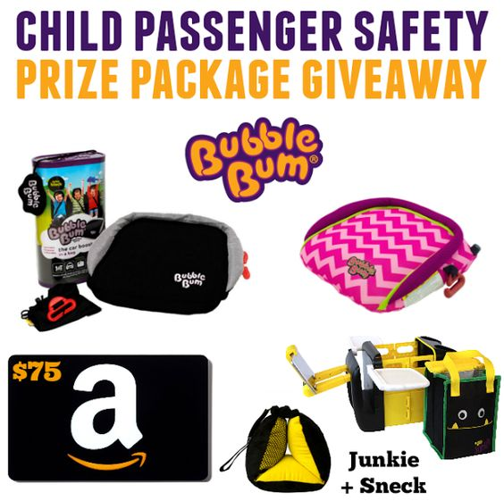 The Philosopher's Wife: Child Passenger Safety Prize Package Giveaway (Ends 10/3) US