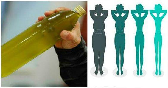 Excelente Bebida Natural Que Derrite 10 Cm De Grasa Como Por Arte De Magia!