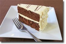 Organic Coconut Flour 2.2 lb bags ONLY $9.99 this week! You could make this Fool Proof Gluten-Free Chocolate Cake!