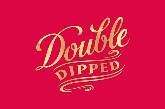 Cherry Ripe Double Dipped on Behance
