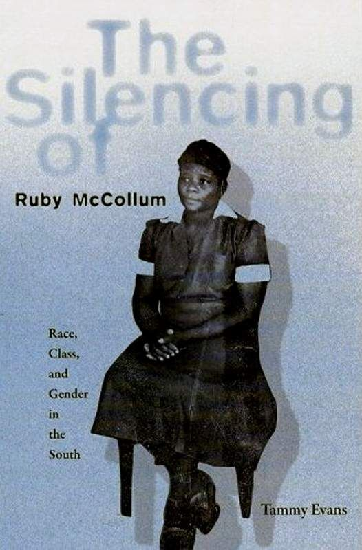 """In 1952, Ruby McCollum, the wealthiest African-American woman in Live Oak, murdered the town's beloved doctor, a white man named Leroy Adams.  She said it was the only way she knew to end six years of rape.  The case would help show that a persistent form of bondage plagued the South for a century after the Civil War — """"paramour rights,"""" the assumption that white men had a right to use African-American women for sex."""