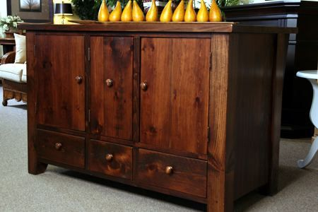 Sideboard at CountryTime Furniture