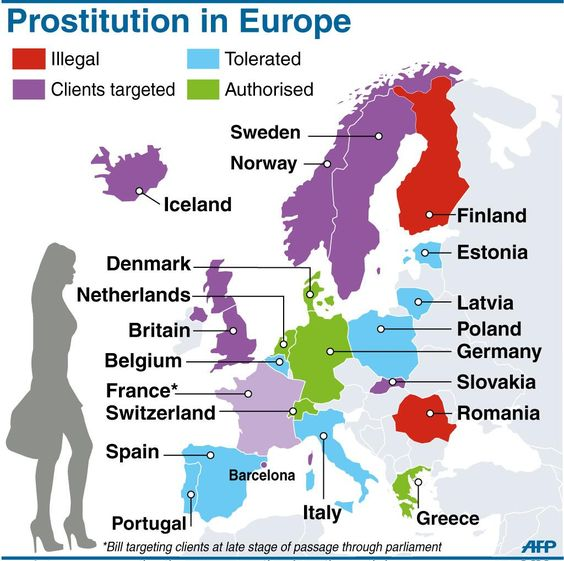 Sex Education in Europe vs the US - ATTN: