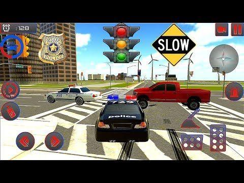 Car Simulator Games >> Us Police Car Chase Cop Simulator Police Car Simulation