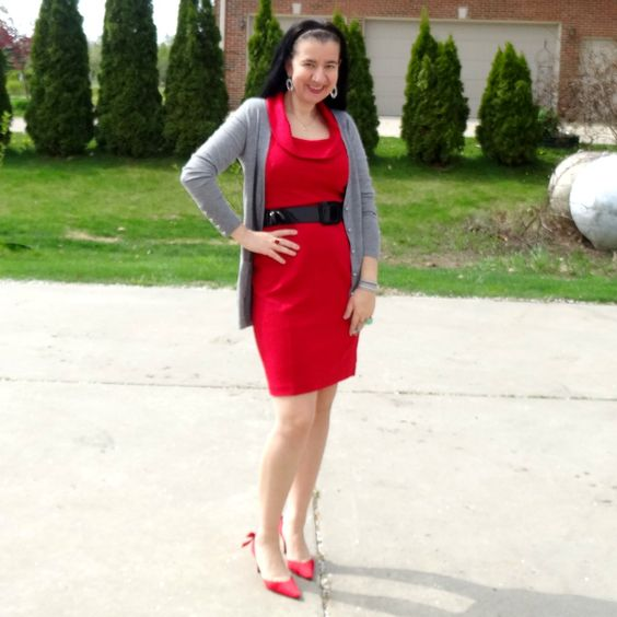 Elegance and Mommyhood.: Mom Wear to Work Wear: Cardigans and a 3-way Remix.