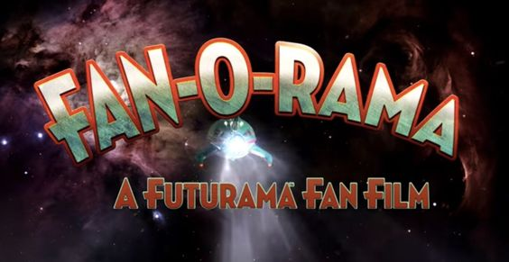"""Good news, everyone! The beloved animated series """"Futurama"""" is getting a new life, sort of, via a live-action fan film."""