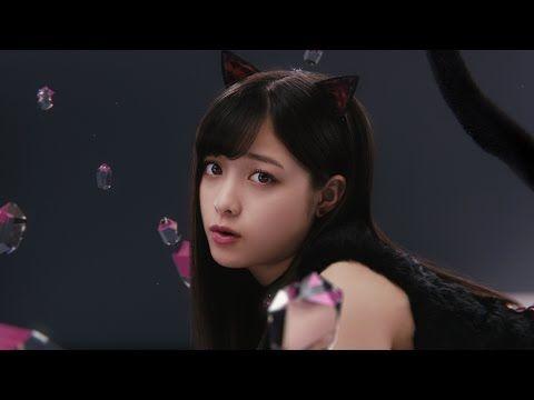 リップベビークレヨン リップ&アイ「黒猫カンナ」篇 | ロート製薬: 商品情報サイト