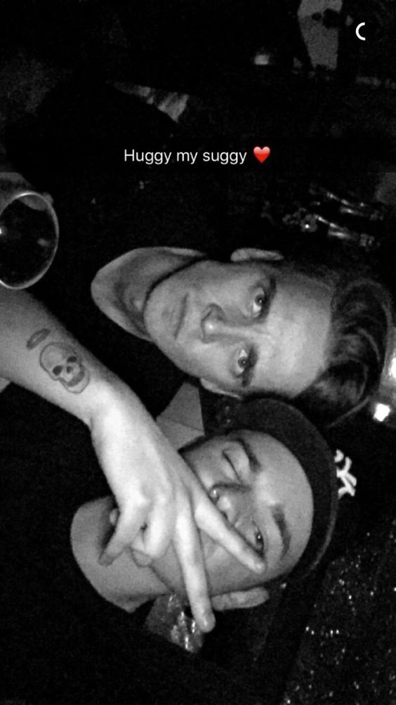 Joe Sugg and Jack Maynard. I love them both
