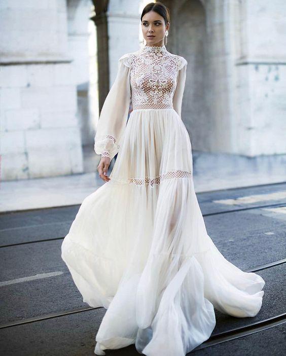 Wedding Dresses For Modern Brides