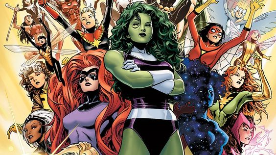 Marvel has long had some of the best female superheroes in any comic book universe, and as part of the upcoming Secret Wars event, the publisher is giving these ladies a showcase unlike any they've had before. The House…
