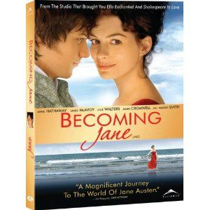 Becoming Jane (love James McAvoy)