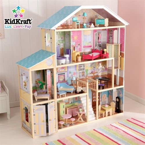 Kidkraft Modern Country Kok : Dollhouses, Mansions and This is awesome on Pinterest