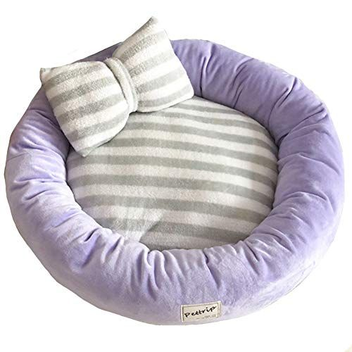 Round Dog S Bed Dog S Bed Very Soft Dog Bed Removable Cover For
