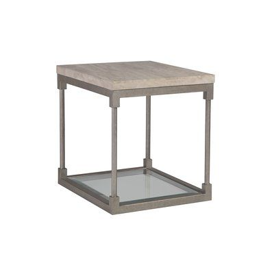 Artistica Home Signature Designs End Table Glass End Tables End