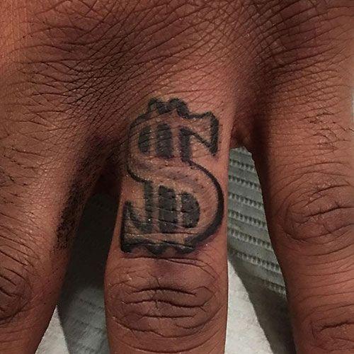 101 Best Money Tattoos For Men Cool Designs Ideas 2019 Guide Money Tattoo Dollar Sign Tattoo Money Sign Tattoo