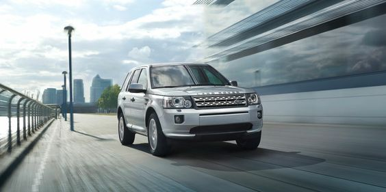 2012 new Land Rover freelander 2