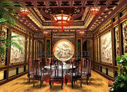 Chinese Interior Design Kiến Truc Arches Thiết Kế