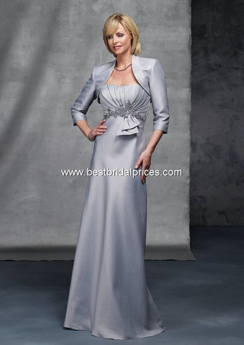 Elegant mother bride dresses macy 39 s mother of the bride for Macy wedding dresses mother of the bride