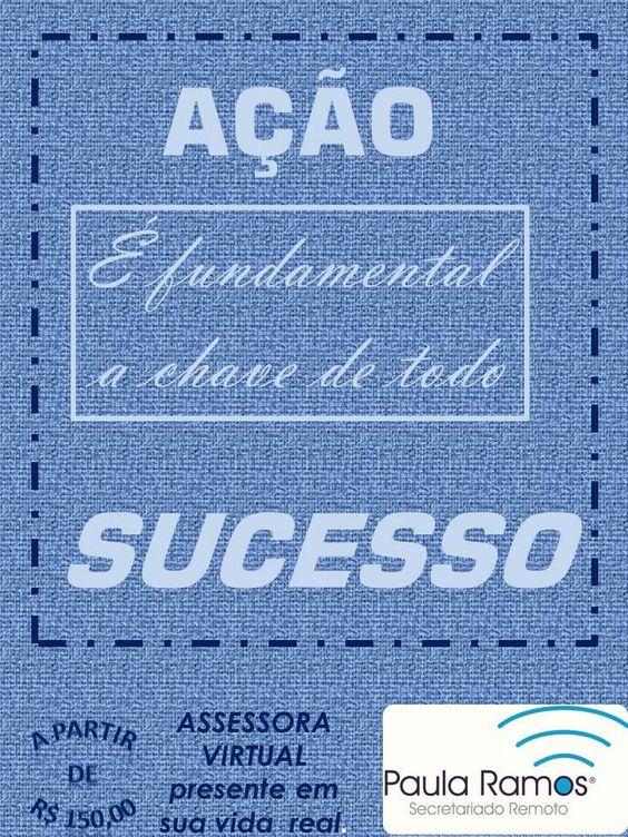 Suas atitudes determinam sua direção. Tenham um domingo de paz! ACESSEhttp://www.paulasecretariadoremoto.com/