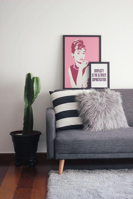 Inspiração: como usar quadros na decoração: